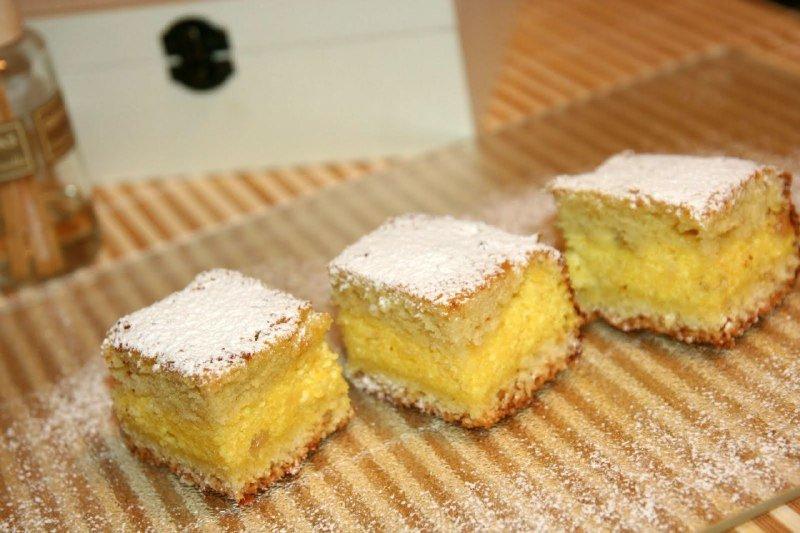 Пиріг з сирною начинкою