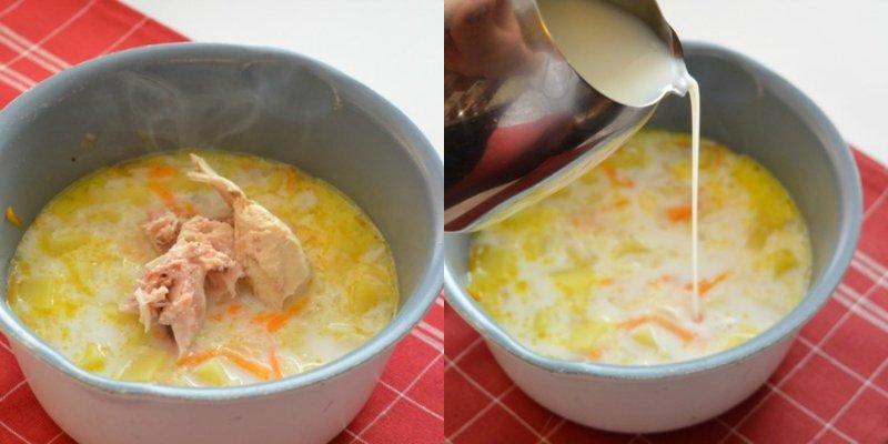 Суп при застуді