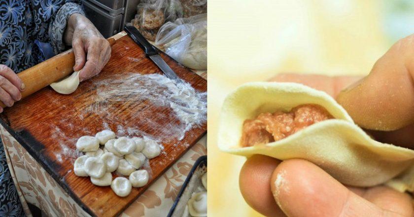 Уральські пельмені подивитися рецепт