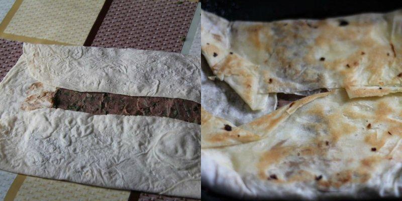 Лобіані з лаваша