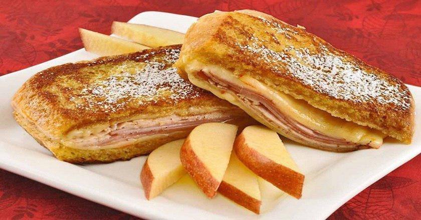 Сендвіч «Монте-Крісто» як приготувати, покрокові рецепти від «Це Смак»