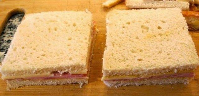 Сендвіч «Монте-Крісто»