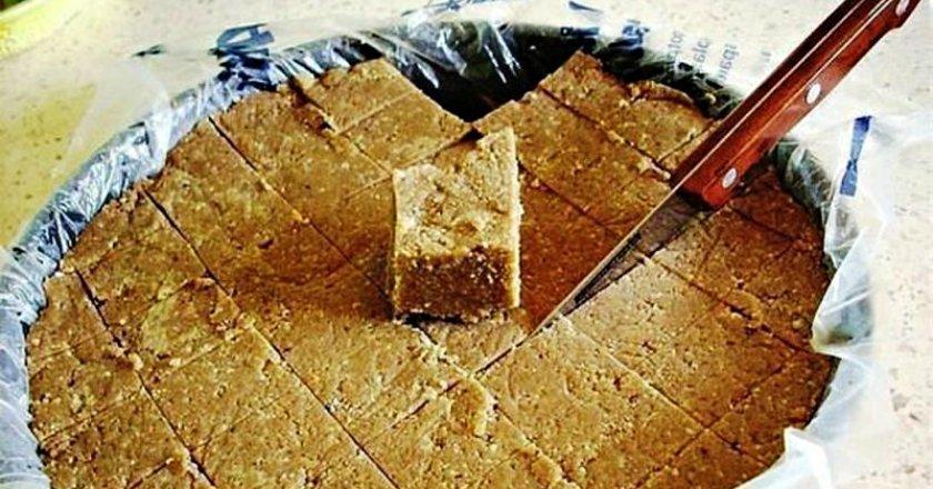 Халва з насіння як приготувати, покрокові рецепти від «Це Смак»