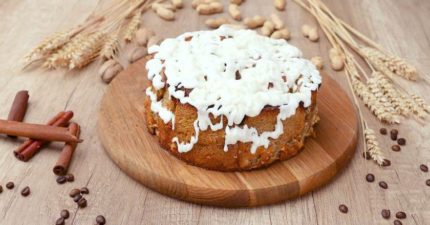 Хлібний торт подивитися рецепт
