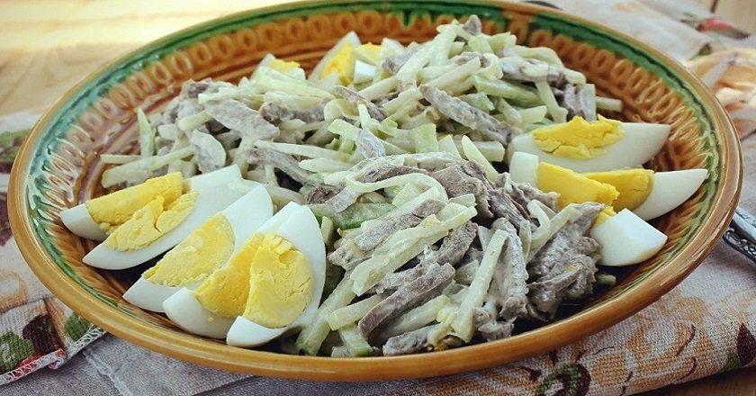 Салат «Ташкент» подивитися рецепт