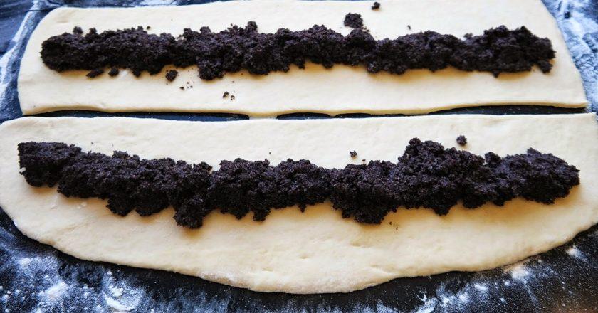 Пиріг з маком і сливами подивитися рецепт