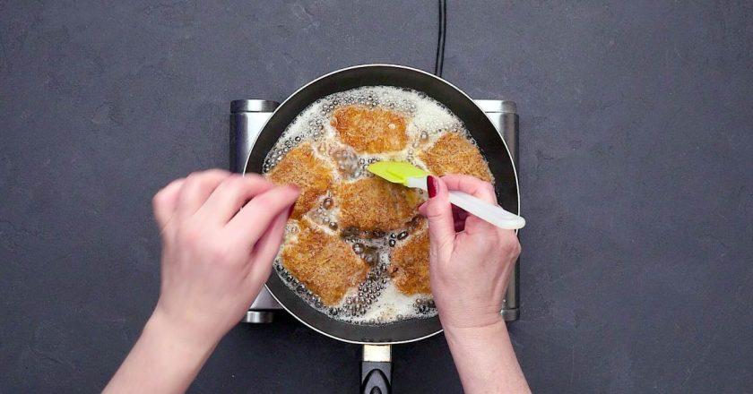 Риба в паніровці подивитися рецепт