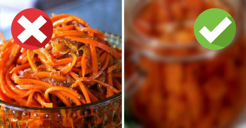 Гостра морква в маслі подивитися рецепт