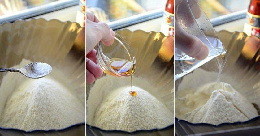 Цибульні коржі подивитися рецепт