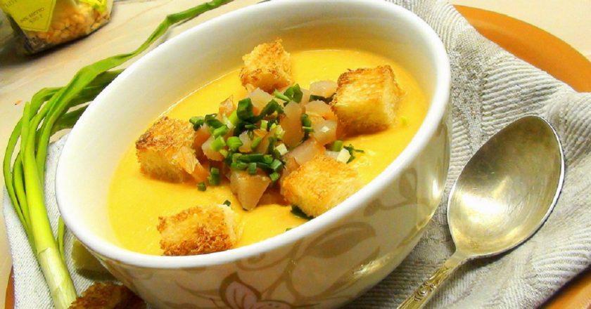 Гороховий суп «Лондонський зміг» подивитися рецепт