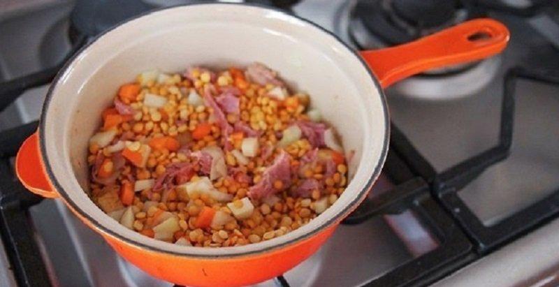 Гороховий суп «Лондонський зміг»