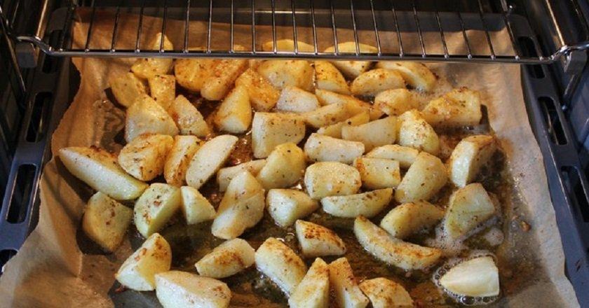 Запечена картопля по-турецьки подивитися рецепт