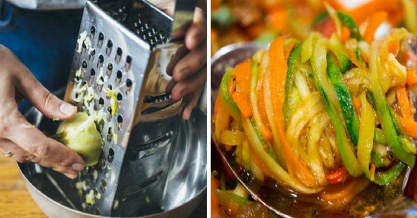Салат з кабачків подивитися рецепт