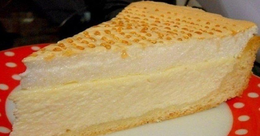 Торт «Сльози ангела» подивитися рецепт