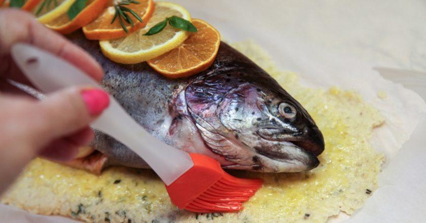 Риба в тісті подивитися рецепт
