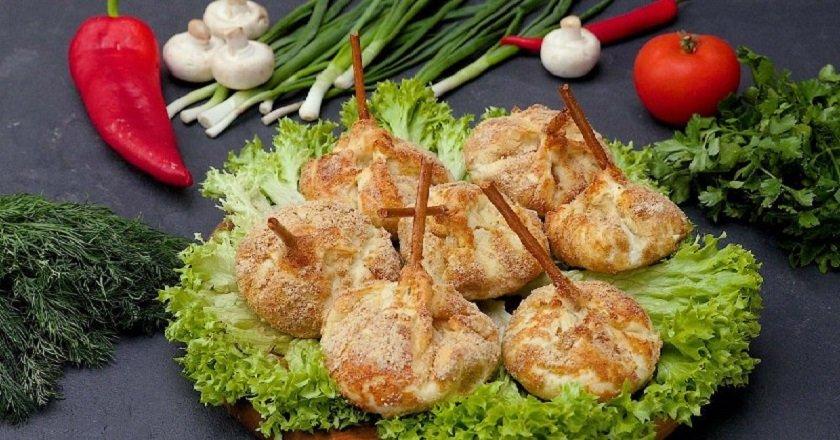 Інтригуюча закуска «Сюрприз»: ніхто не здогадається, що всередині, поки не спробує! подивитися рецепт