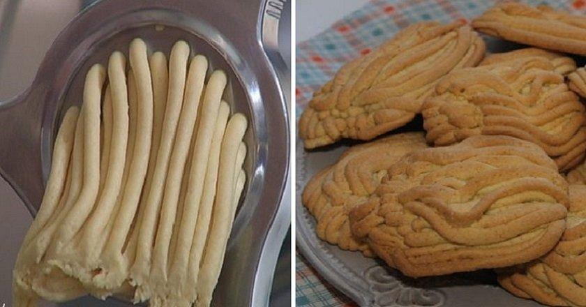 Печиво «Хризантеми» подивитися рецепт