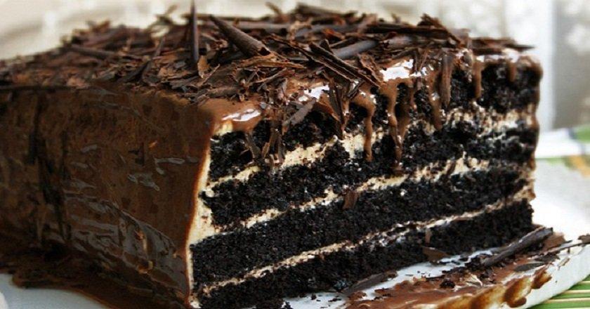 Торт «Арабські казки» подивитися рецепт