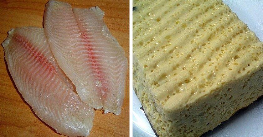Рибне суфле подивитися рецепт