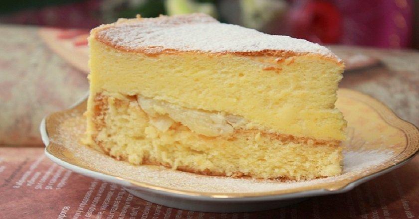 Сирний торт «Гауда» подивитися рецепт