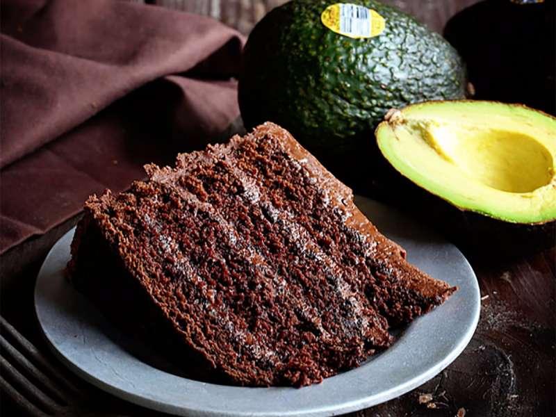 Веганський торт