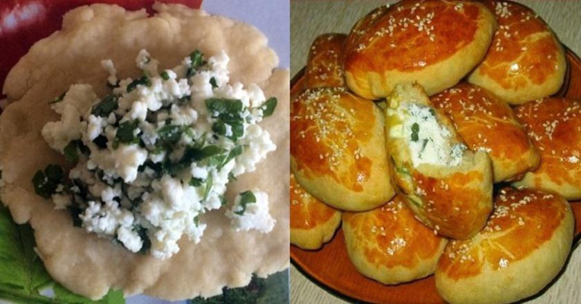 Турецькі булочки подивитися рецепт