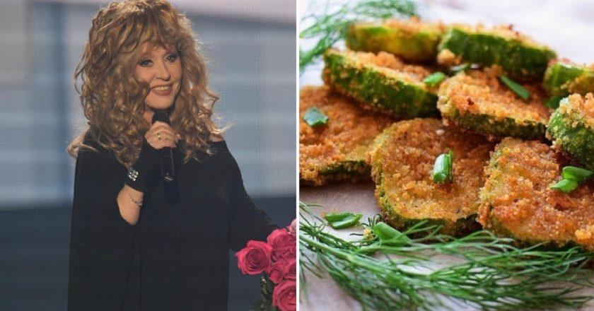 Смажені огірки подивитися рецепт