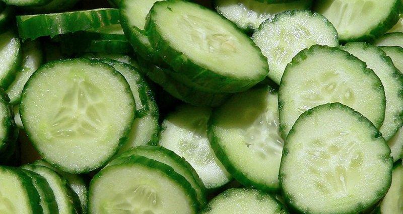 Смажені огірки