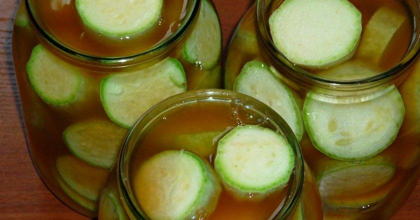 Кабачки в кетчупі подивитися рецепт