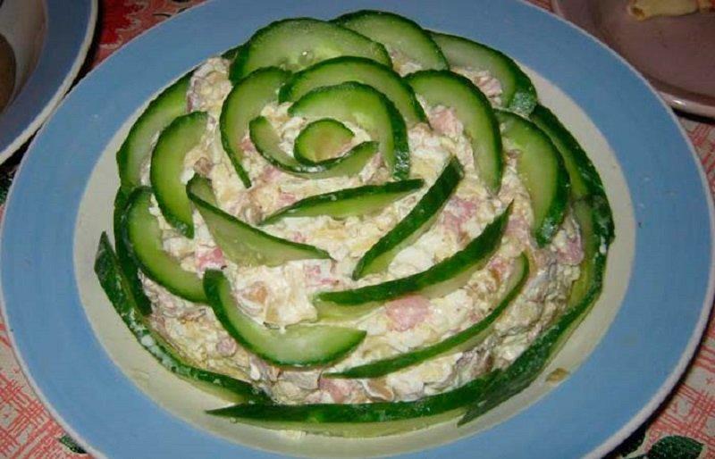 Салат «Смарагдовий»