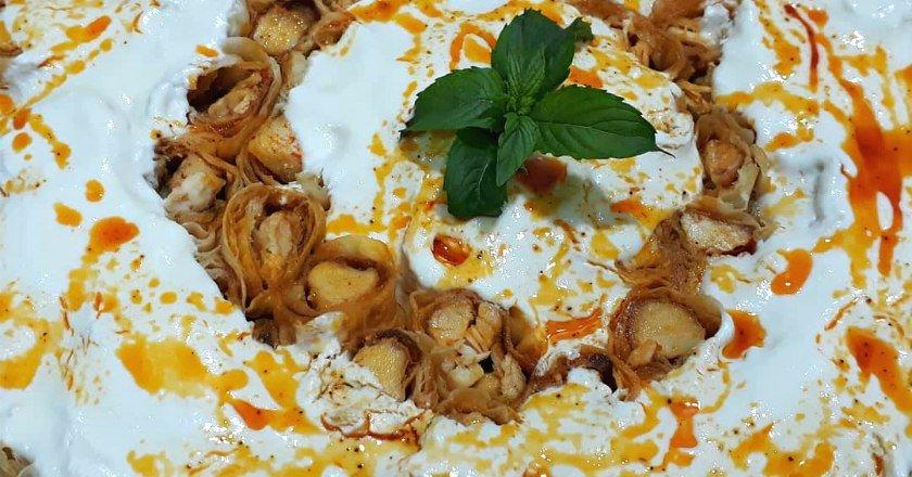 Султан кебаб подивитися рецепт