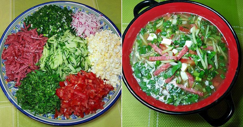 Холодний суп «Ненкук» подивитися рецепт