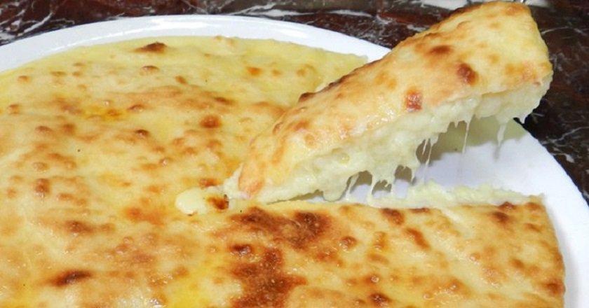 Пиріг з сиром на сковороді подивитися рецепт