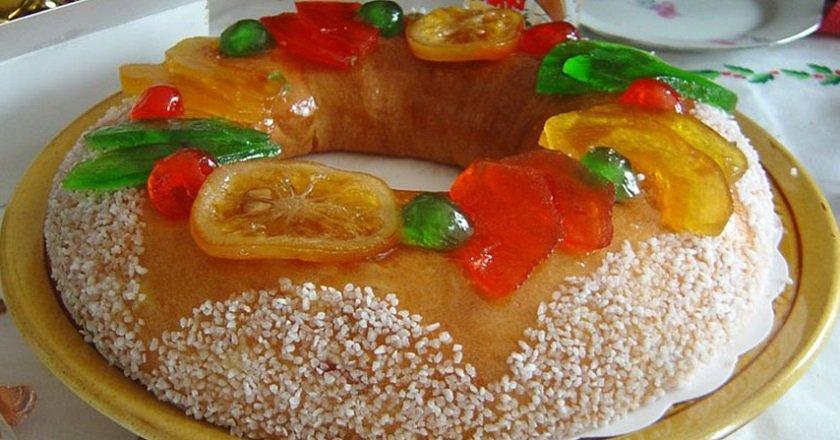 Іспанський солодкий хліб подивитися рецепт