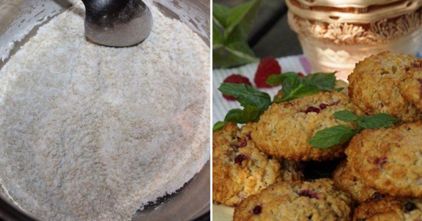 Рисове печиво подивитися рецепт