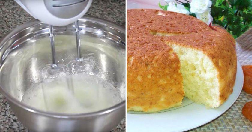 Сирний пиріг в мультиварці