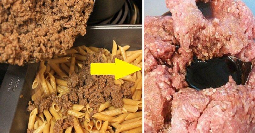 Локшина з яловичиною подивитися рецепт