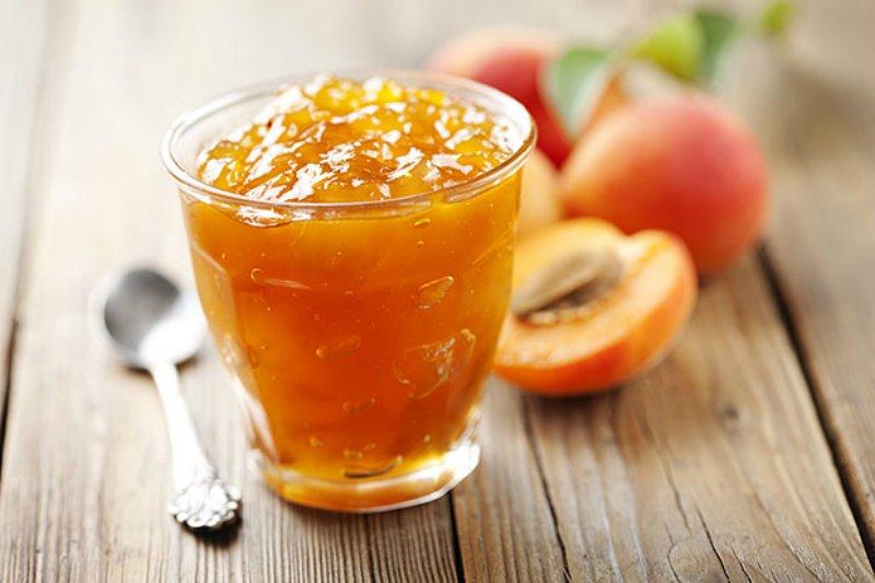 Варення з персиків з цитрусовими