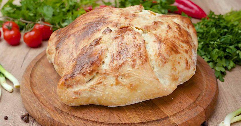 Курка, запечена в тісті як приготувати, покрокові рецепти від «Це Смак»