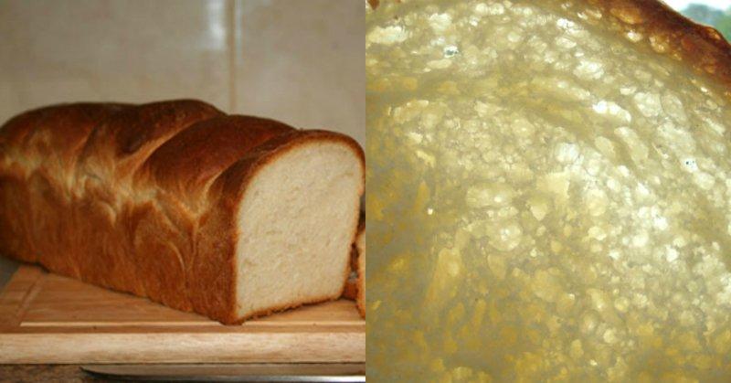Домашній тостовий хліб