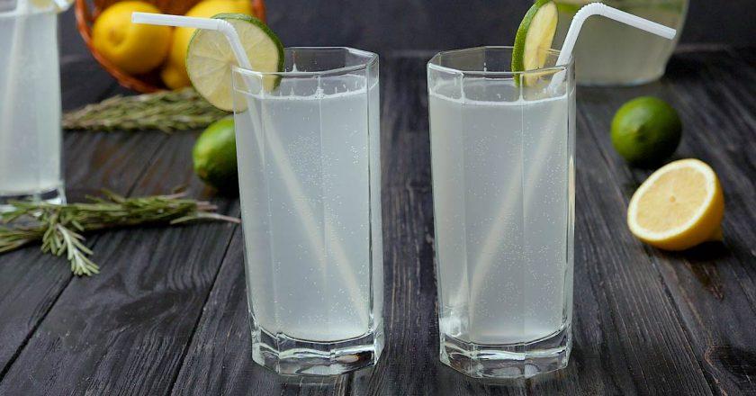 Лимонад з лаймом як приготувати, покрокові рецепти від «Це Смак»