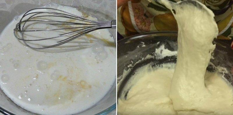 Пиріжки з ягодами на сковороді