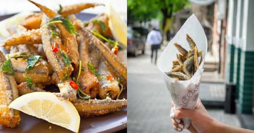 Риба «Цяця» подивитися рецепт