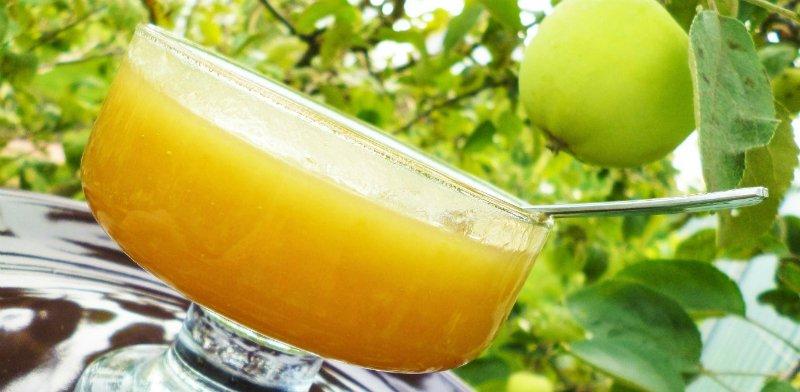 Варення «Яблучний мед»