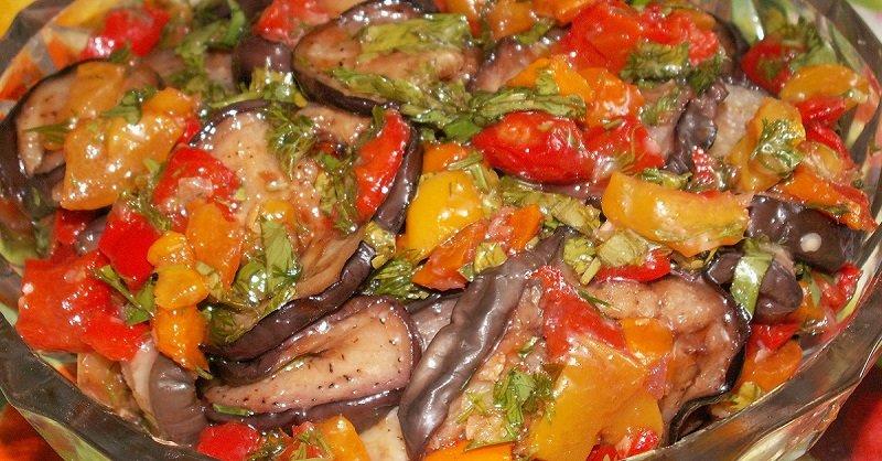 Овочеве асорті в банці