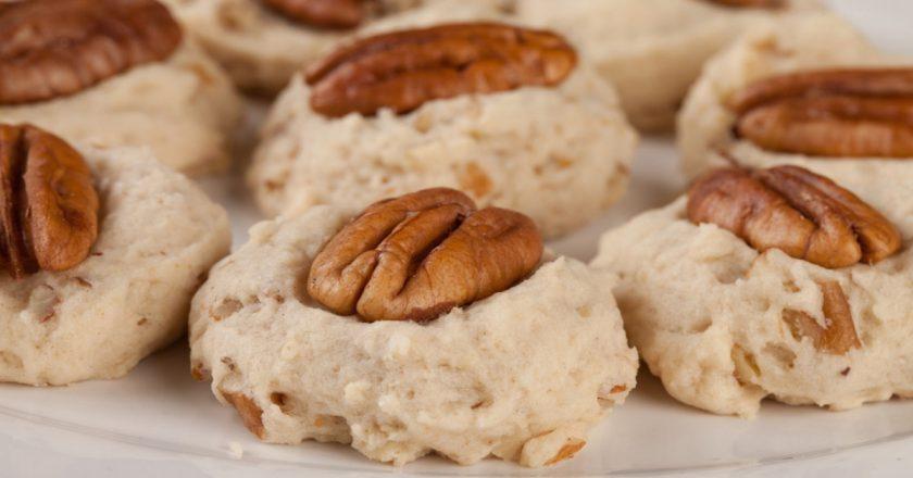 Горіхове печиво подивитися рецепт