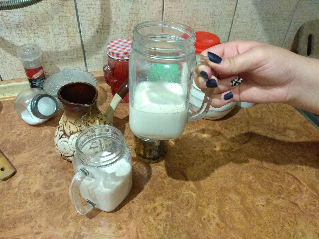 Коньяк з молоком