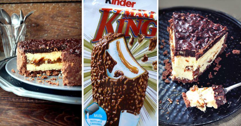 Торт «Максі-кінг» подивитися рецепт