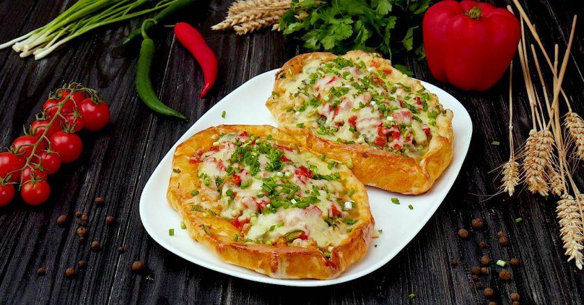 Як приготувати турецьку піцу подивитися рецепт