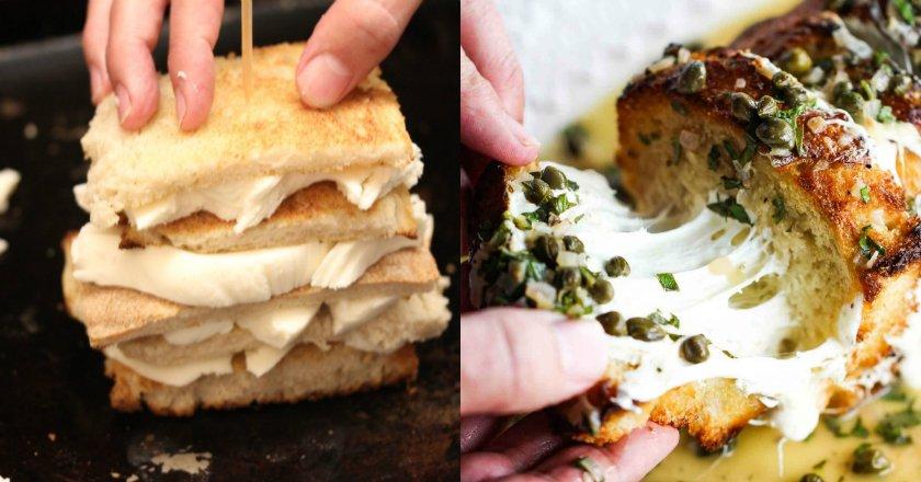 Запечений хліб по-італійськи як приготувати, покрокові рецепти від «Це Смак»